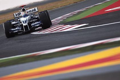 Williams-Pilot Webber: Weise Worte