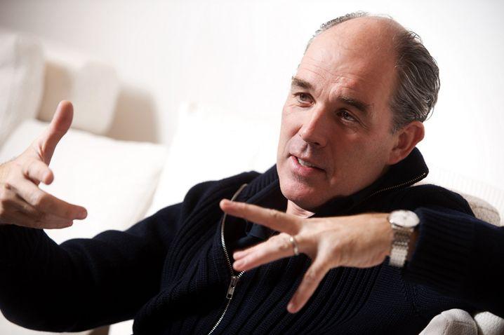 Matthias Hartmann, 49, leitet seit 2009 das Wiener Burgtheater