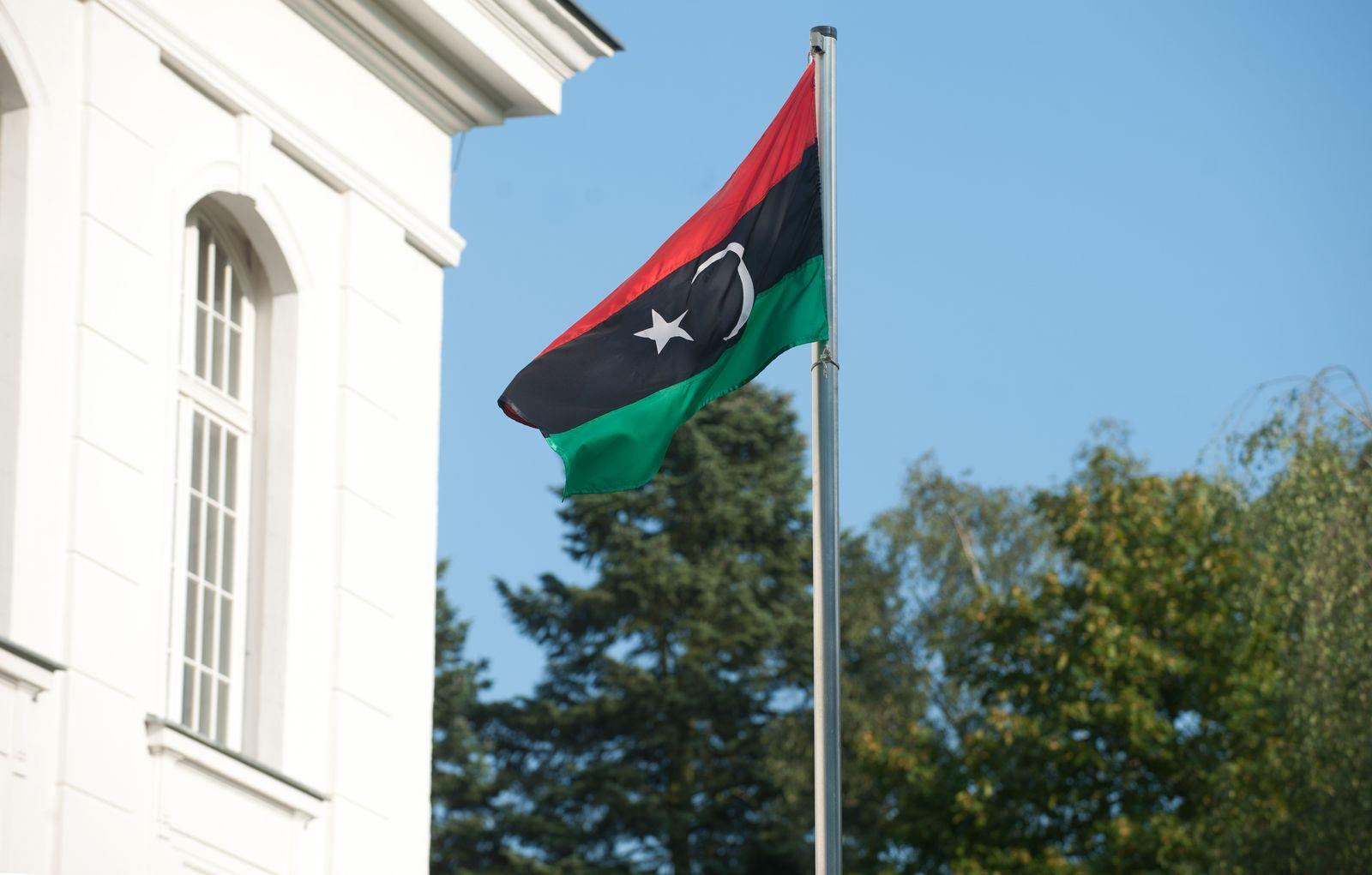 Libysche Botschaft Berlin
