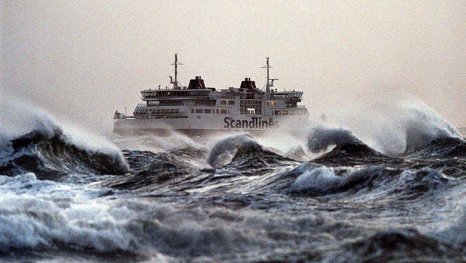 Romanthema Schifffahrt: Die ganz große Krise