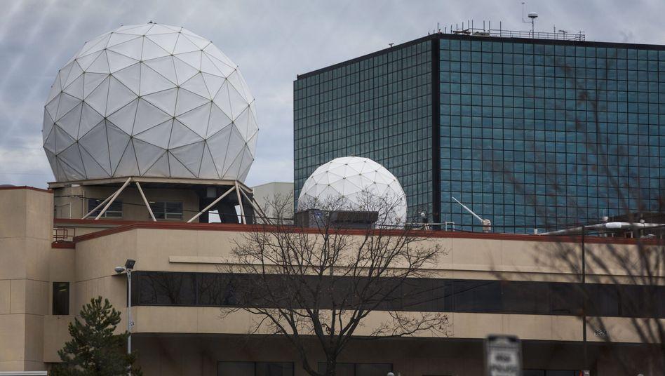 """NSA-Zentrale in Maryland: """"Erfolg in der Ausbeutung von Rechnern der türkischen Führung"""""""