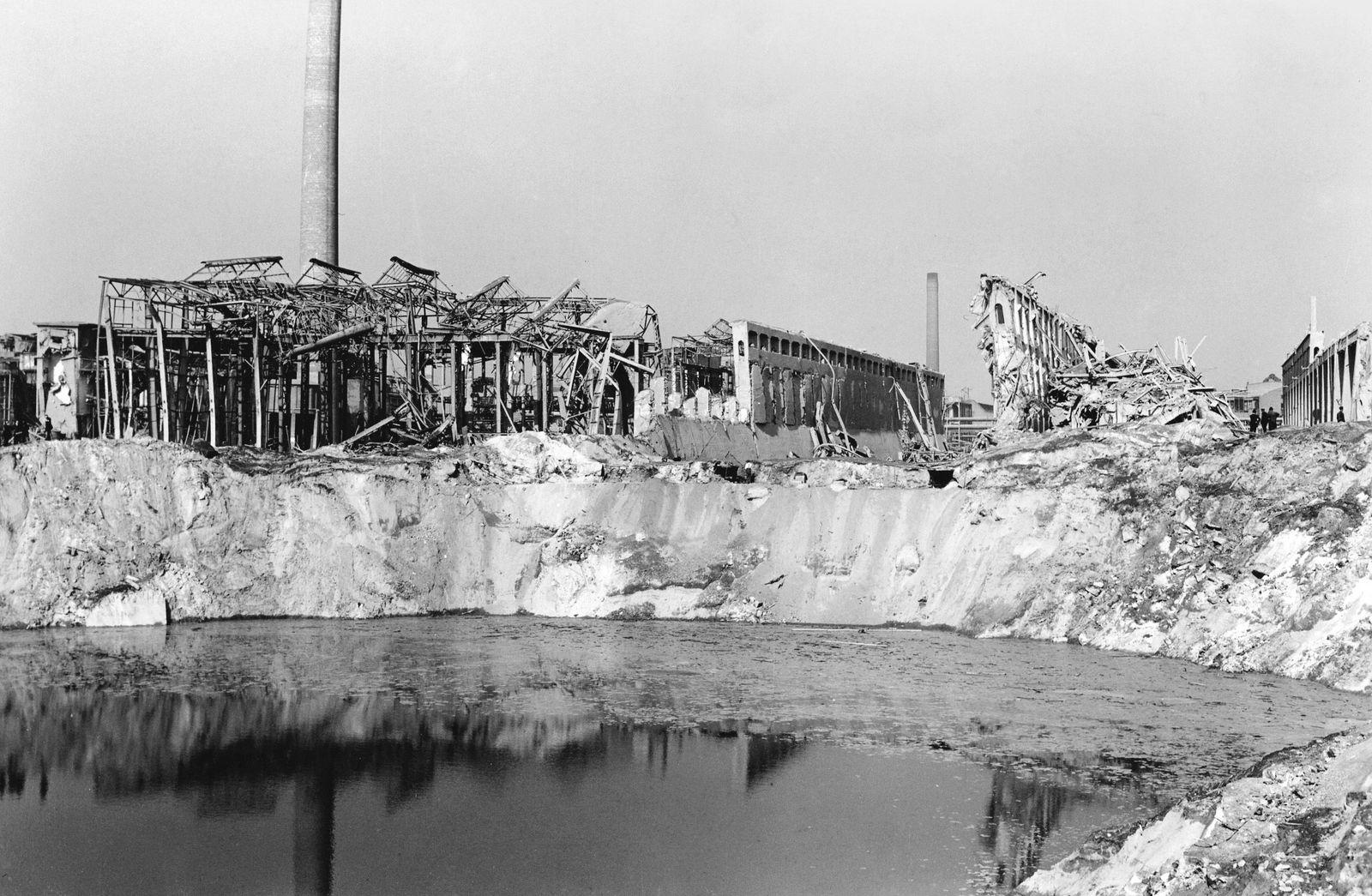 1921_Oppau_Explosion