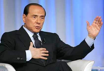 Ex-Ministerpräsident Berlusconi: Sein Sender überführte angebliche Drogensünder