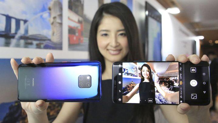 Huawei: Der Konzern und die KP