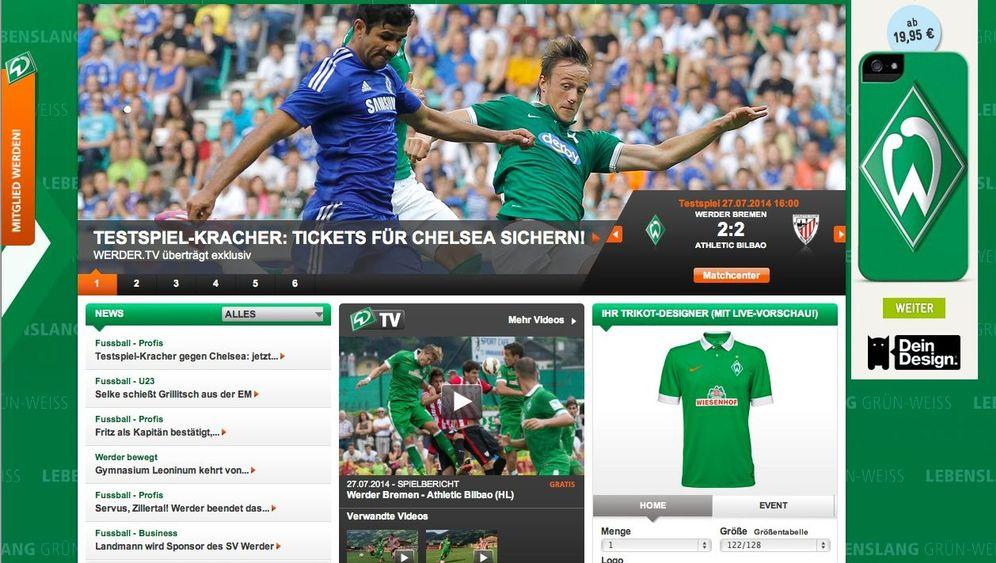 Bundesliga-Websites: Tops und Flops im Überblick