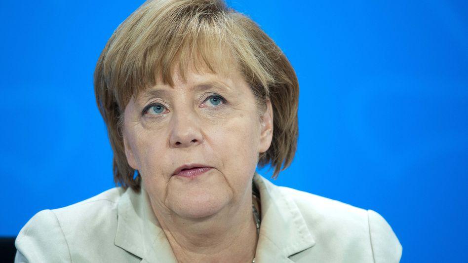 """Kritik an Merkel: """"Wahlversprechen sind das, was die Parteien versprechen"""""""