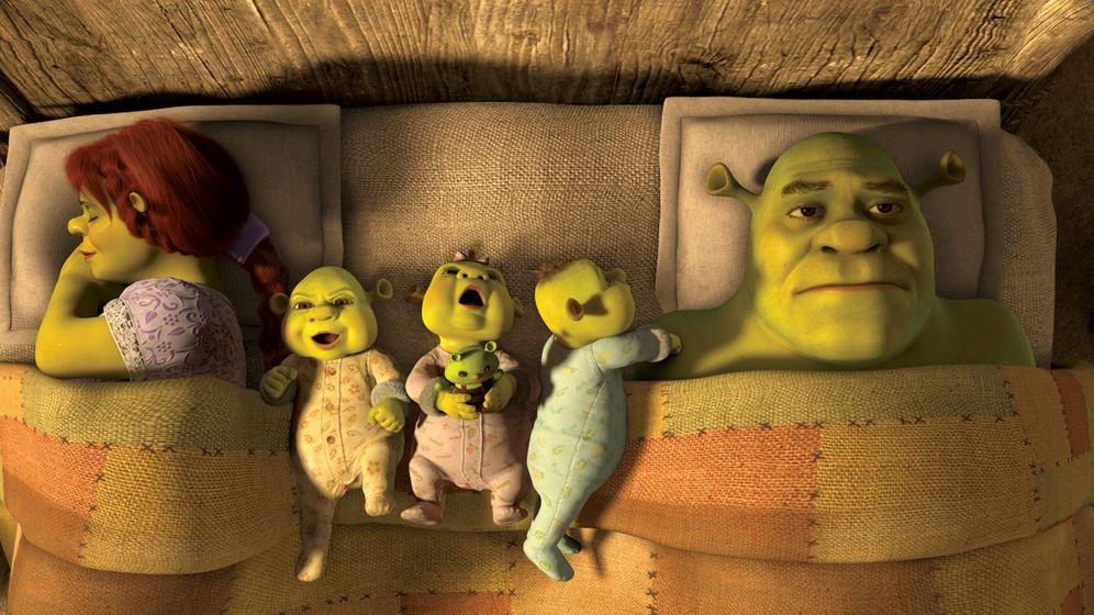 """Neues """"Shrek""""-Trickspektakel: Auf Wiedersehen Kinder"""