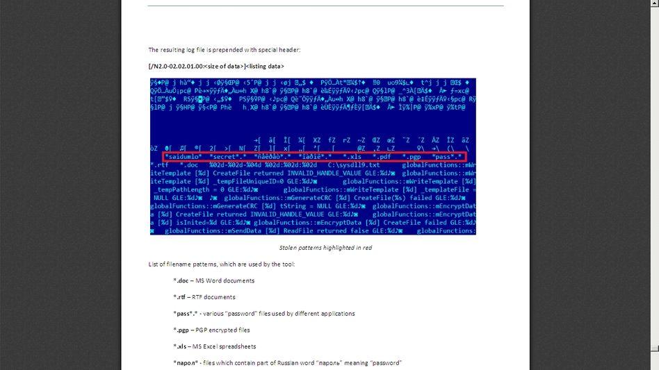 TeamSpy: Die Software kopiert Passworte, Office-Dokumente und Schlüssel von Rechnern