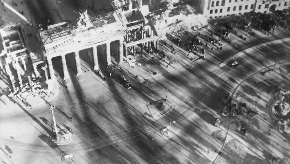 Photo Gallery: Berlin After WWII