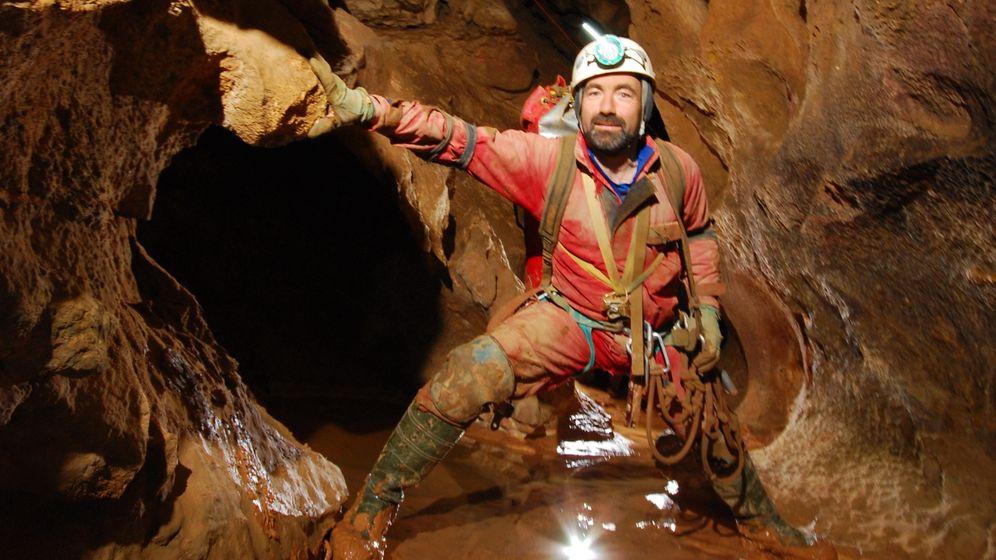 Schwerverletzter in Alpen-Höhle: Dutzende Helfer im Einsatz