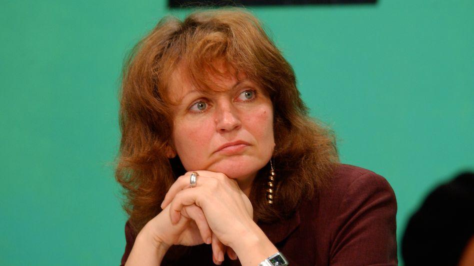 Ex-Grünen-Chefin Röstel: Erfahrung in der Energiewirtschaft