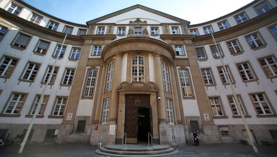 Frankfurter Landgericht (Archiv)