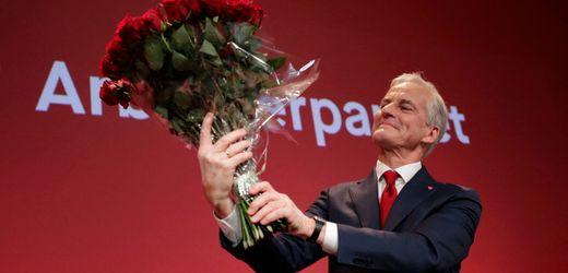 Norwegen: Wahlsieger Jonas Gahr Støre und das Comeback der Sozialdemokraten