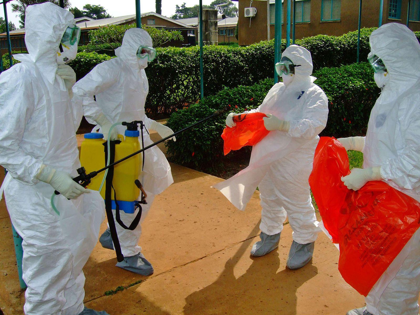 Uganda/Ebola