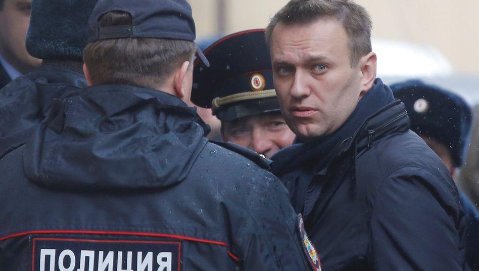 Alexej Nawalny(Archivbild)