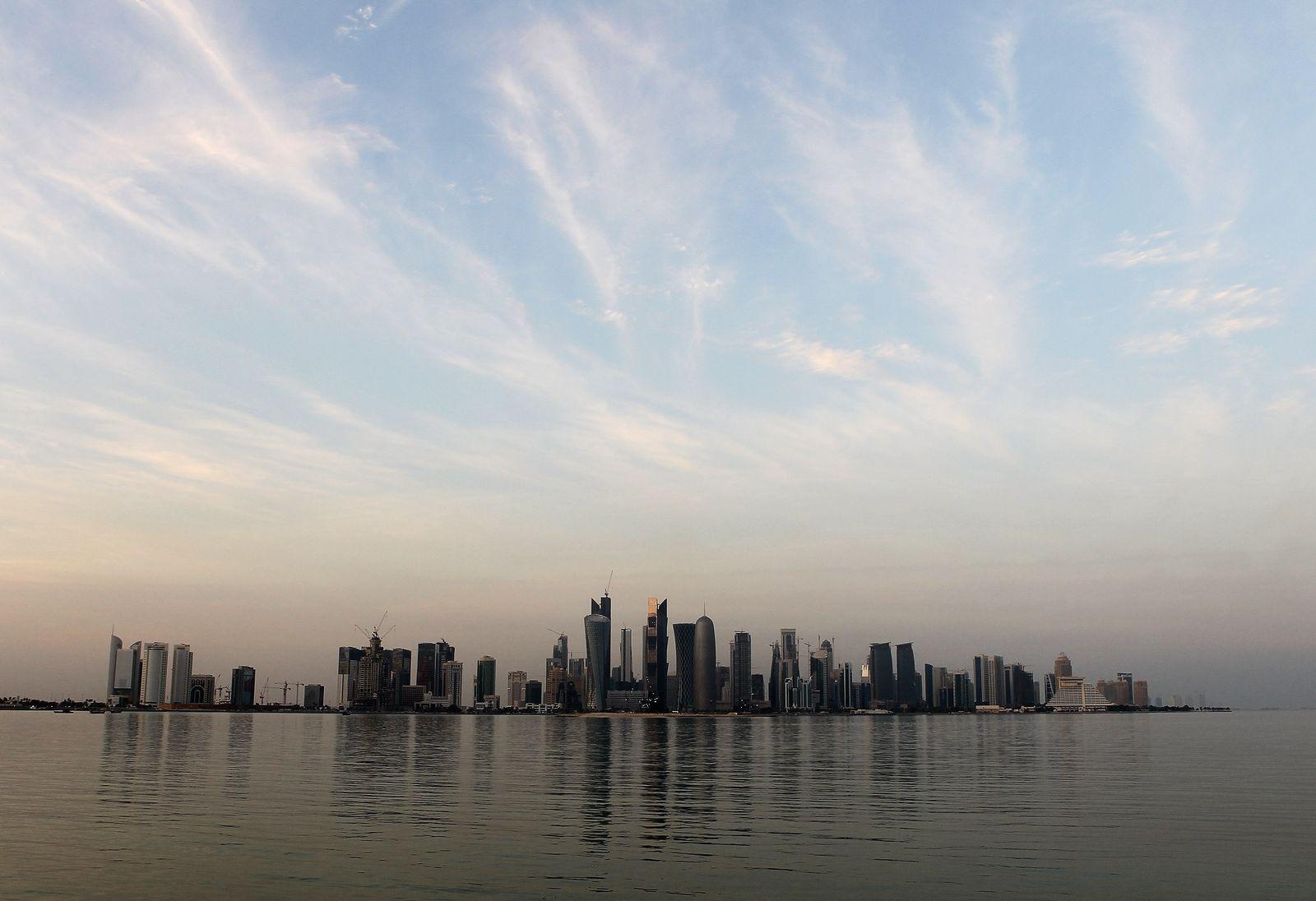 Doha / Katar / Skyline