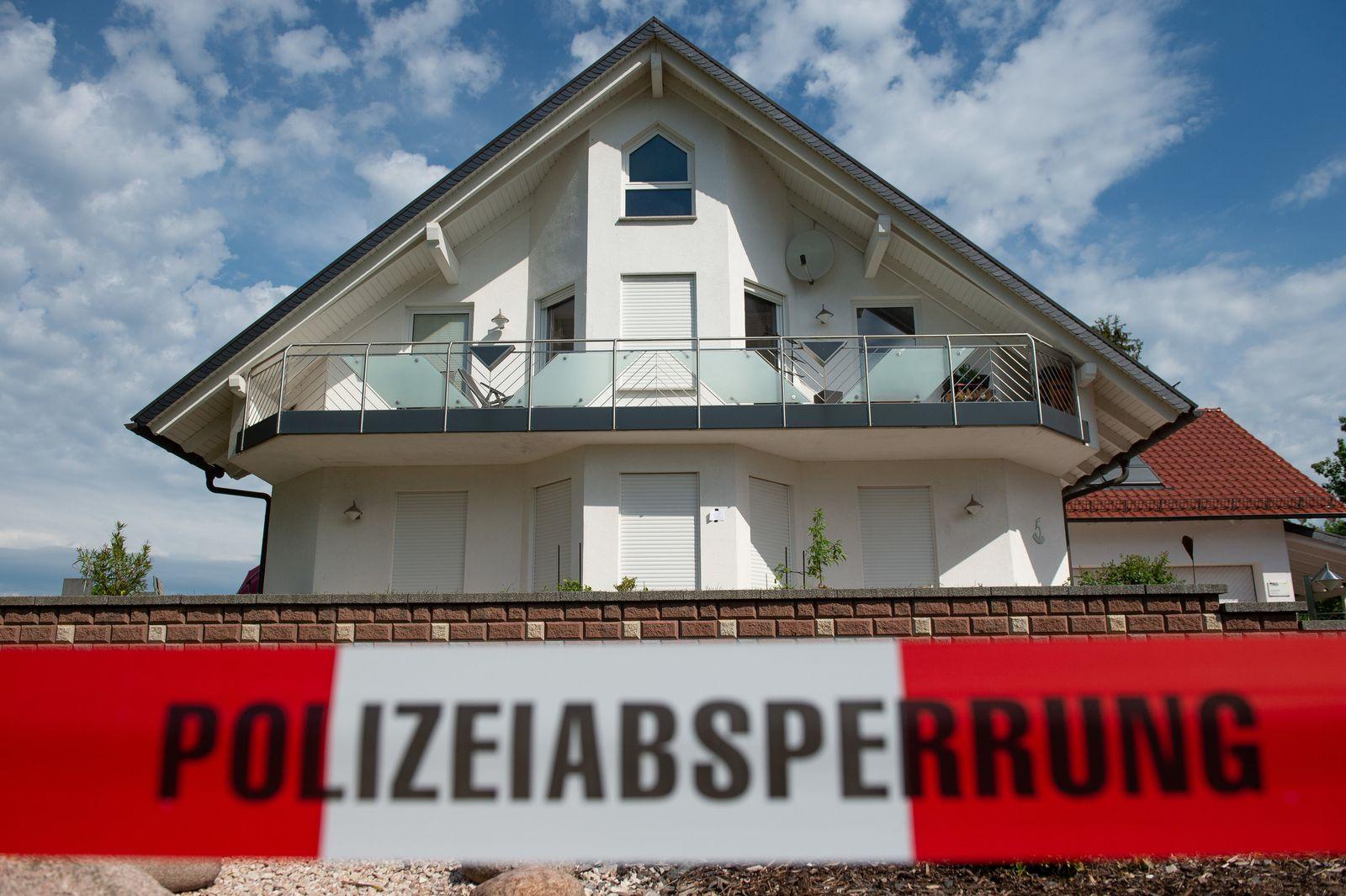 Mordfall Lübcke Tatort