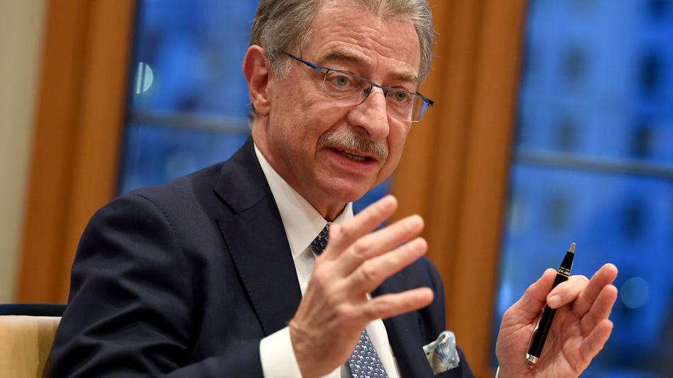 BDI-Chef Dieter Kempf