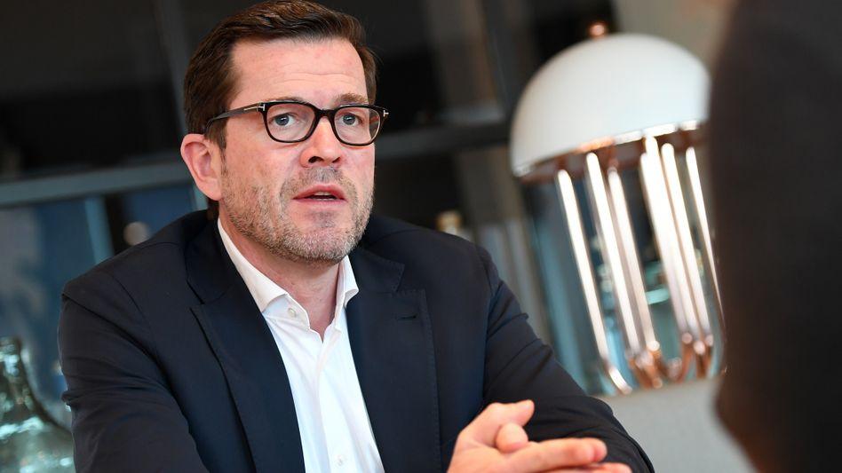 Einstiger CSU-Hoffnungsträger zu Guttenberg im Januar 2020