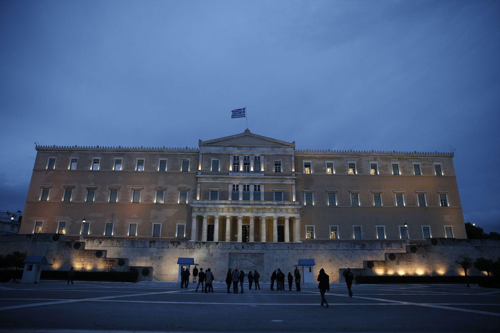 Athen/ Parlament