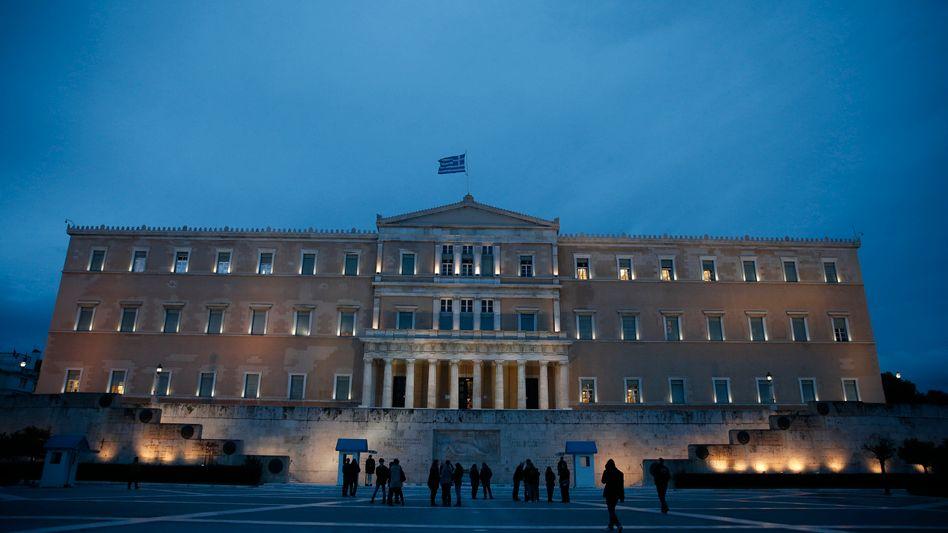 Trotz Tsipras-Wahlsieg: Bundesregierung bereit zu 20-Milliarden-Paket für Athen