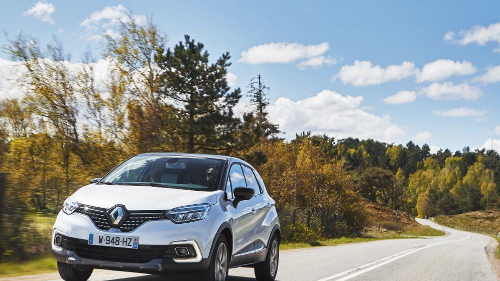Autogramm Renault Captur: Glänzende Aussichten