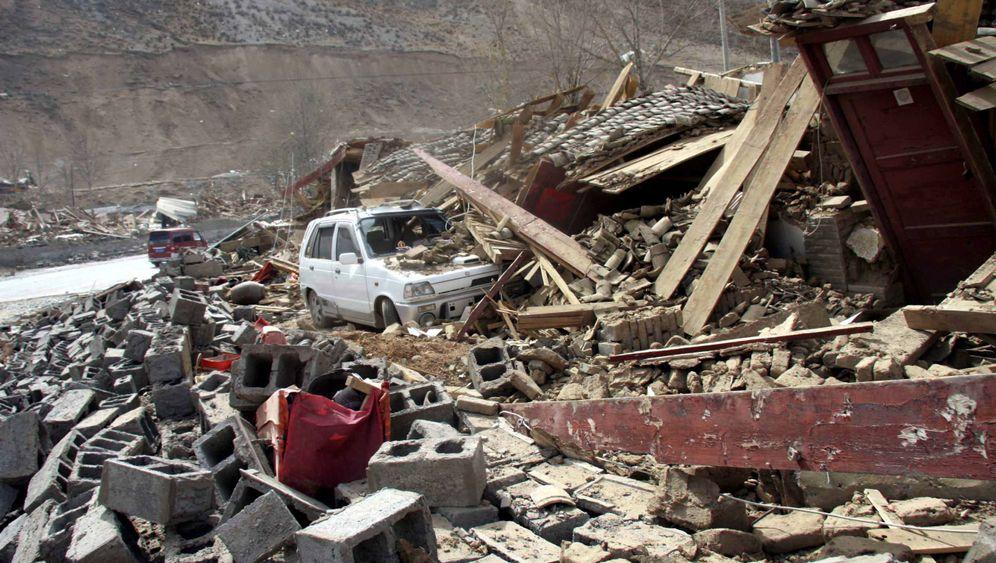 Beben in der Radarfalle: Tragödie am Rekordriss