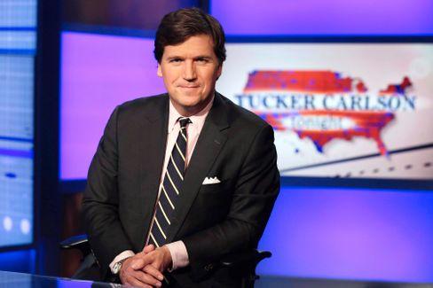 Fox-Moderator Carlson