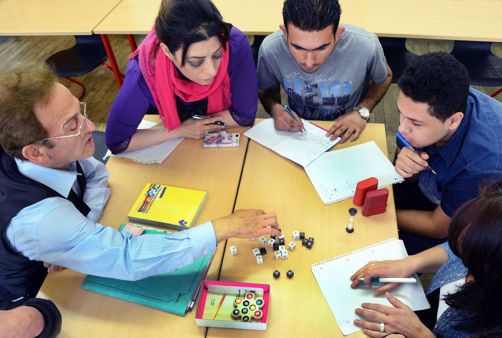 KaSP Deutsch-Kurse für Ausländer