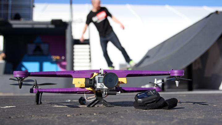 """Airdog""-Drohne: Gadget für spektakuläre Filme"