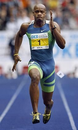 100-Meter-Weltrekordler Powell: Die Grenzen noch nicht erreicht