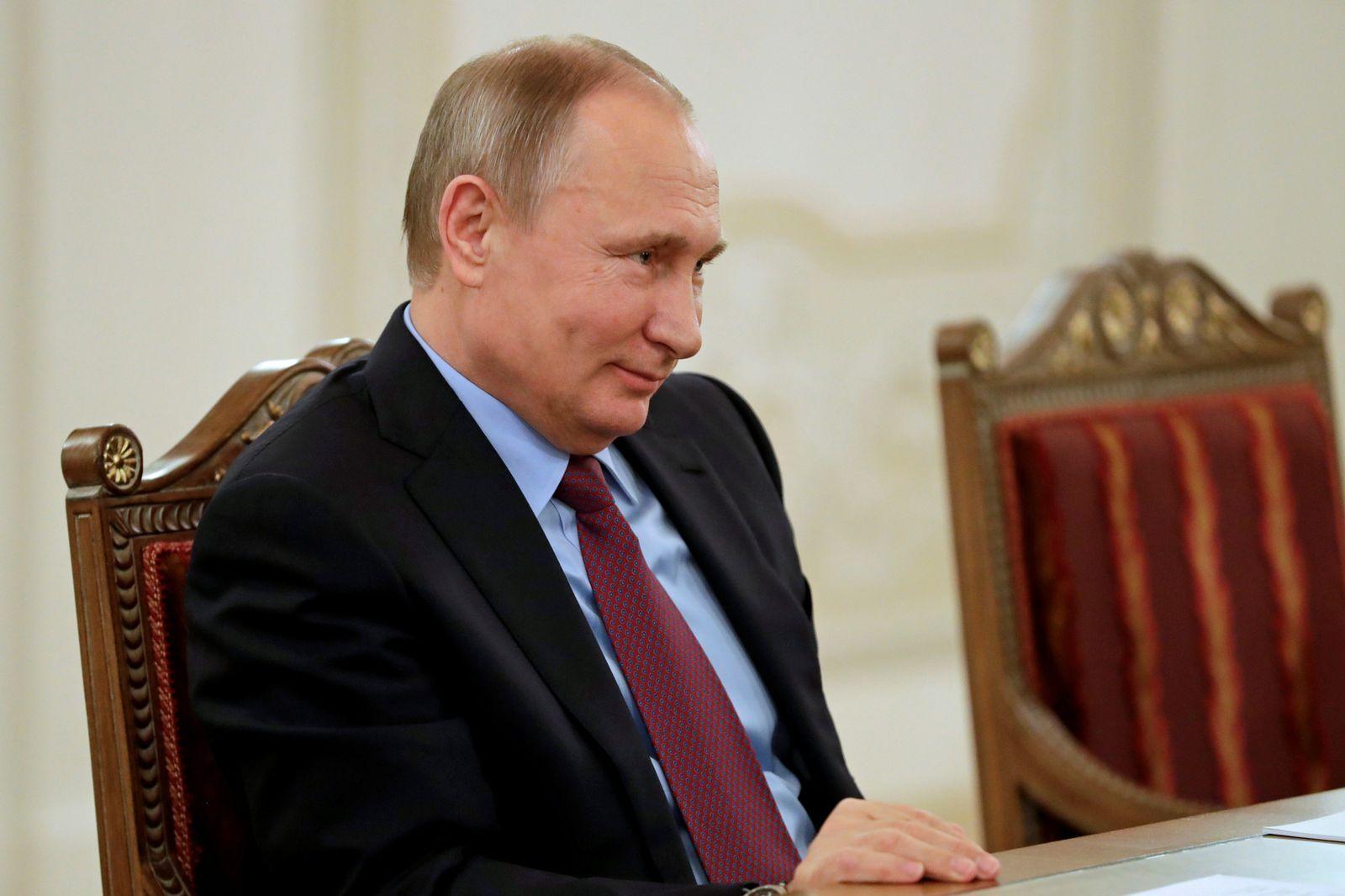 Putin/ Hackerangriff