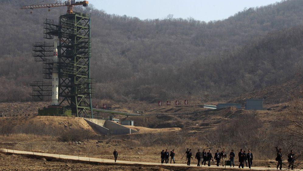 Nordkorea: Pjöngjangs seltsames Raketenprogramm