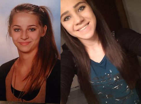 Samra Kesinovic, 16 (links), Sabina Selimovic, 15,