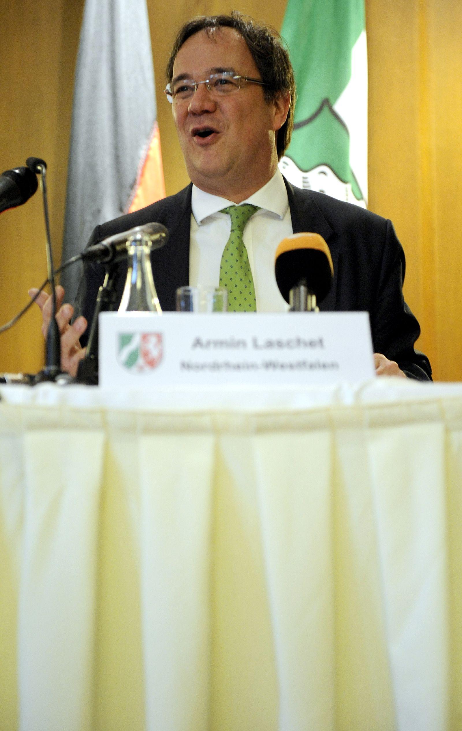 NICHT VERWENDEN Armin Laschet