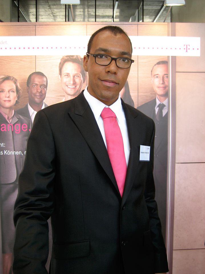 André Fischer, Telekom-Mitarbeiter