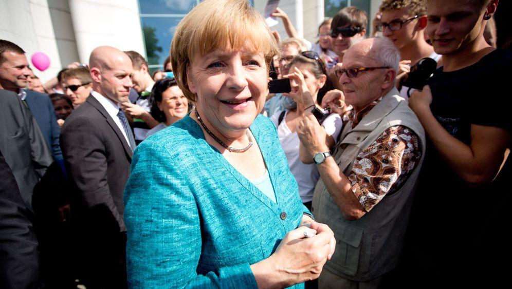 Bundestagswahlkampf: Kandidaten im TV-Check