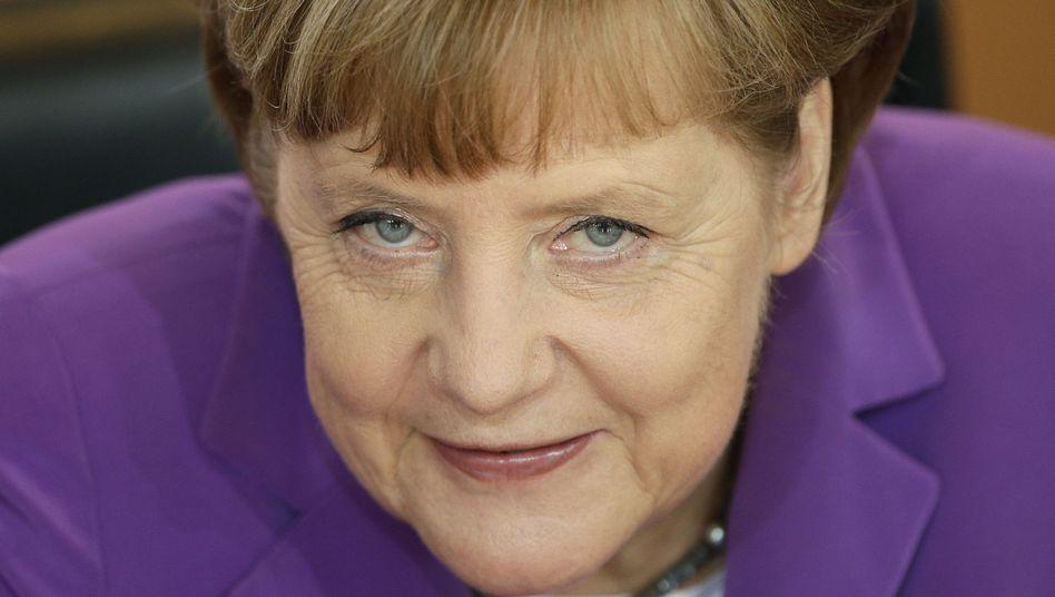 Angela Merkel: Berechnende Lügen