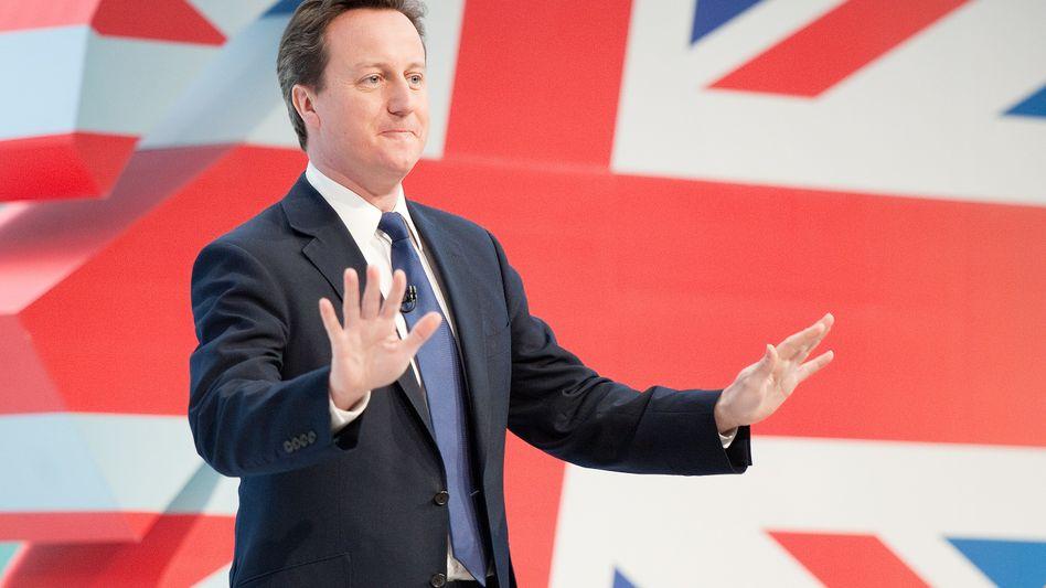 """Britanniens Premier Cameron: Atomkraft als wesentliche Bedingung für """"green economy"""""""