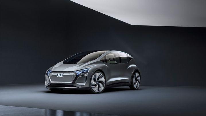 Audi AI:ME: Das Raumwunder