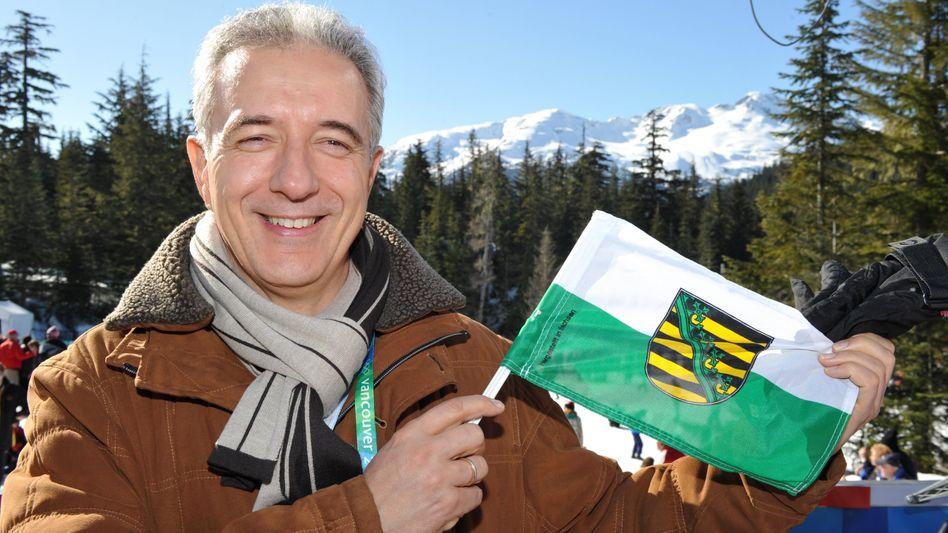 "CDU-Politiker Tillich in Kanada: ""Wir verkaufen Standplätze, nicht den Ministerpräsidenten"""