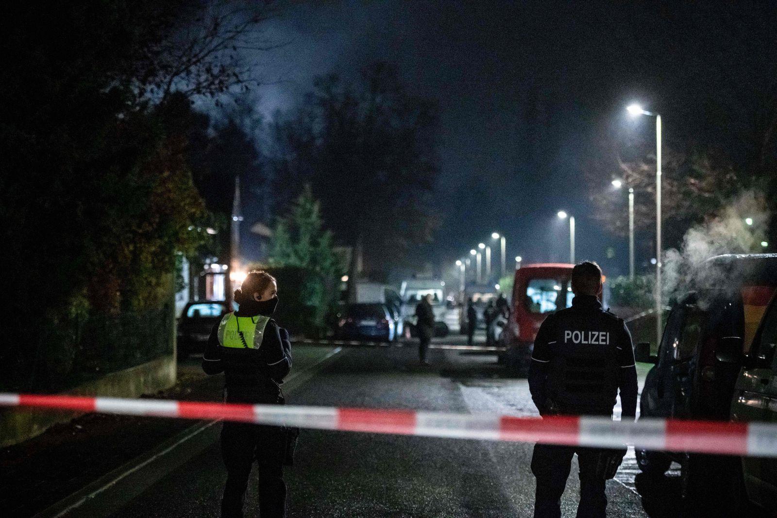Schüsse in Meckenheim