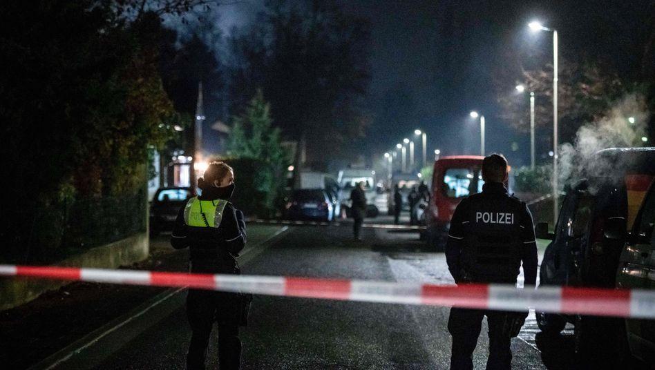 Polizeieinsatz in Meckenheim: Sehr unübersichtliche Situation