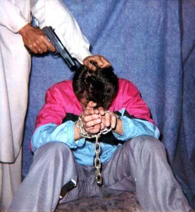 Opfer von Terroristen: der Wall-Street Reporter Daniel Pearl (im Januar 2002)