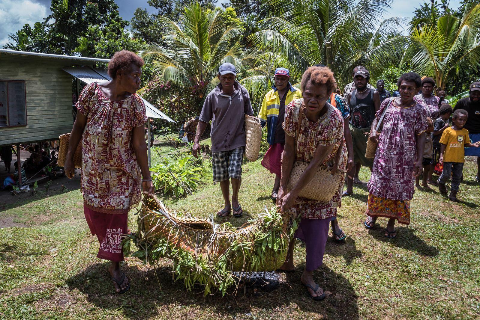 Papua Neuguinea / Muschelgeld