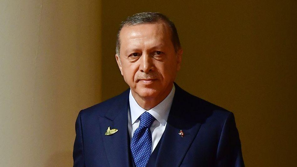 Erdogan und die Europäer: Der Scheinriese