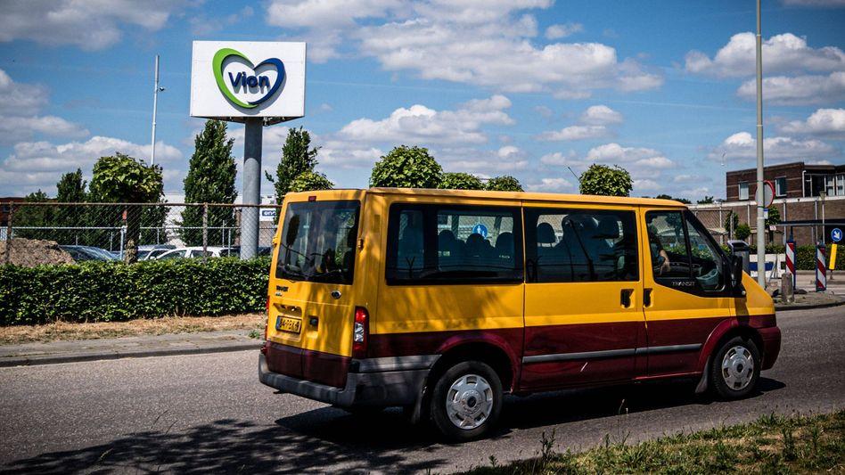 Vion-Fleischbetrieb in Boxtel (Symbolbild): Der Schlachthof in Apeldoorn wurde vorübergehend stillgelegt