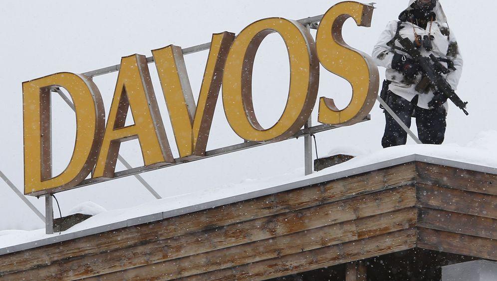Davos 2014: Machtspiele im Schnee