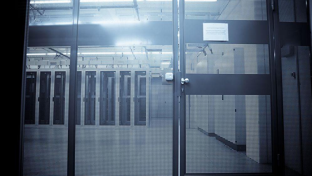 De-Mail-Rechenzentrum der Telekom: Der Käfig