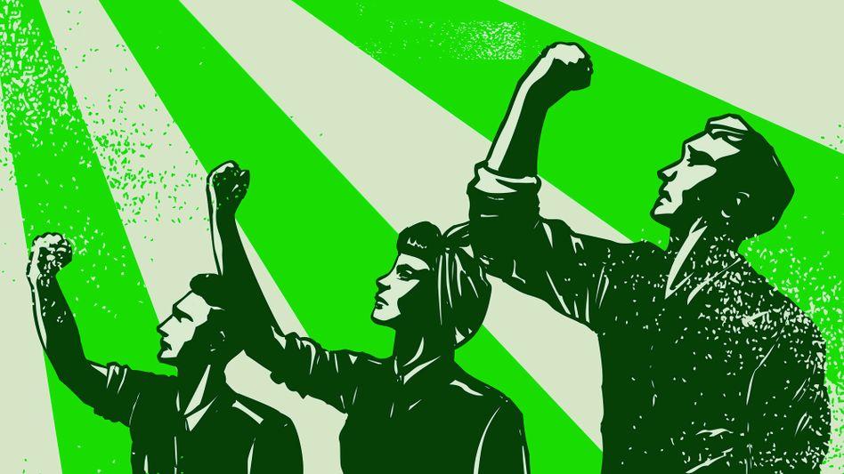 Wenn sich die Mehrheit weniger hasste, könnte sie sich aus ihrer Unterdrückung befreien